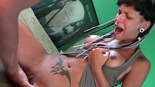 Spanish amateur goes crazy